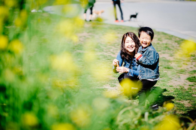 アトリエ エピカ/清水 一哉の出張撮影した家族写真 (エミリィ)
