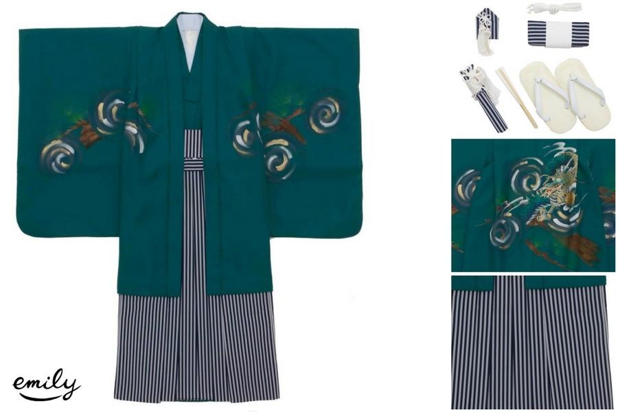 エミリィでレンタル可能な七五三着物