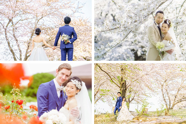 Pre Wedding Photos taken by Trickster Photography Tokyo in Tokyo