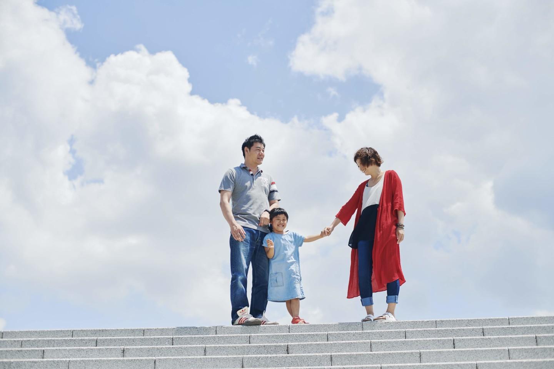 NISHIMURA AKINOBUが世田谷区で撮影した家族写真
