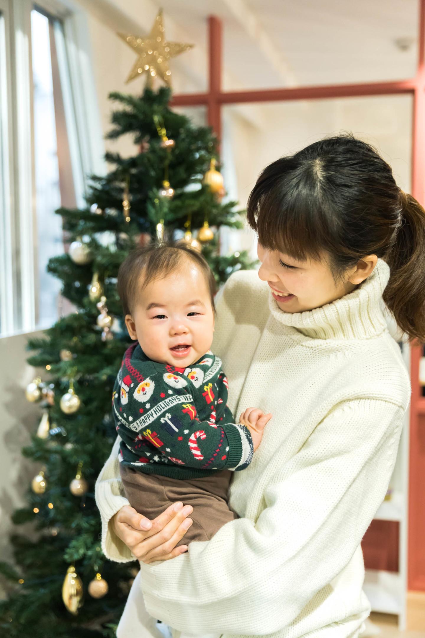 Koji Takayanagiの出張撮影した家族とベットの記念写真 (エミリィ)