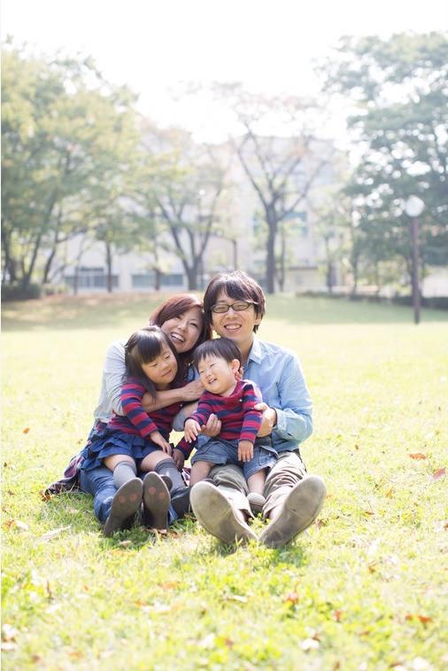 Yuki Shimada Photographyの撮った家族写真(エミリィ)