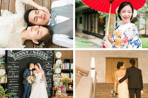 Pre Wedding Photos taken by Yuki Shimada Photography in Tokyo