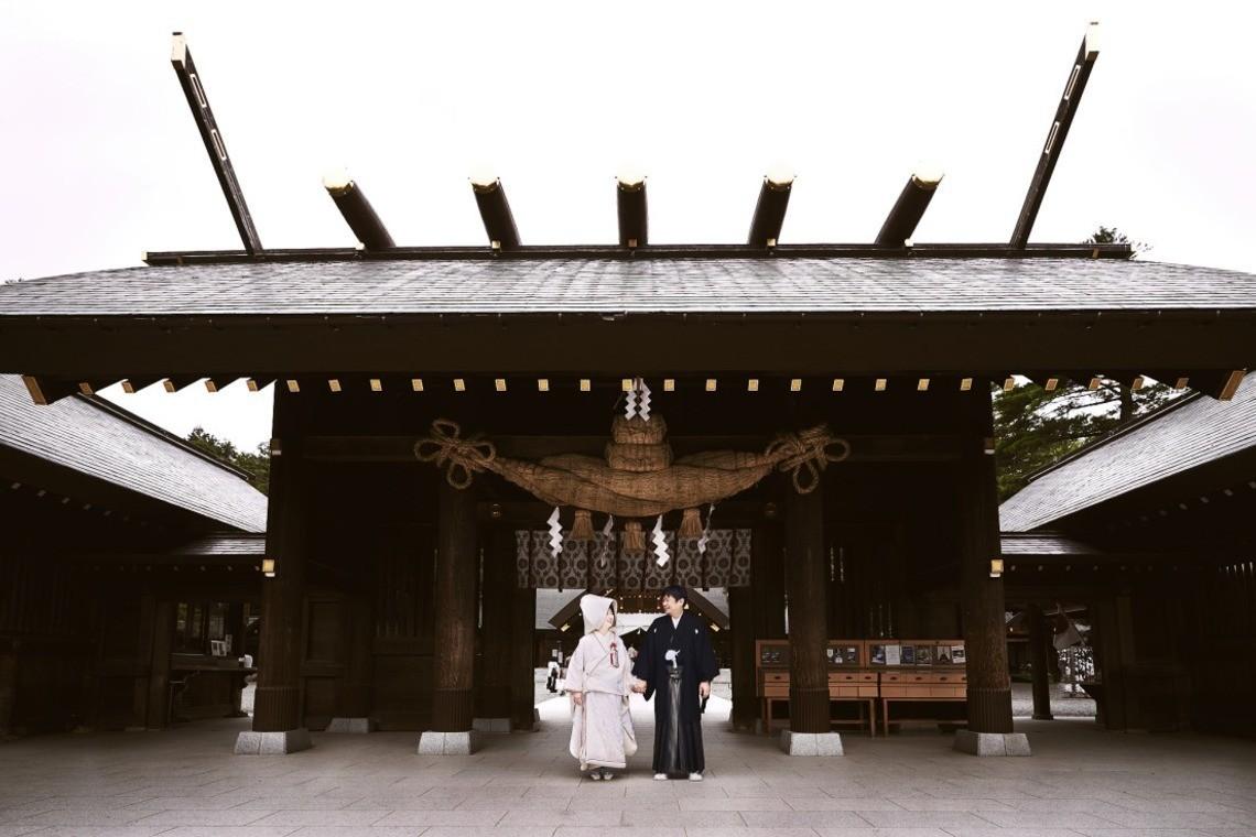 Hokkaido Wedding Photography