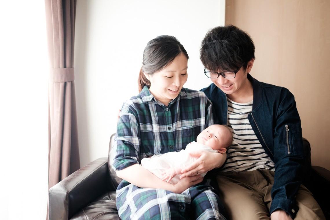 hajimeno ai photographyが撮影した家族写真